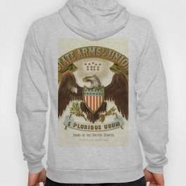 State arms of the union / 1876 Hoody