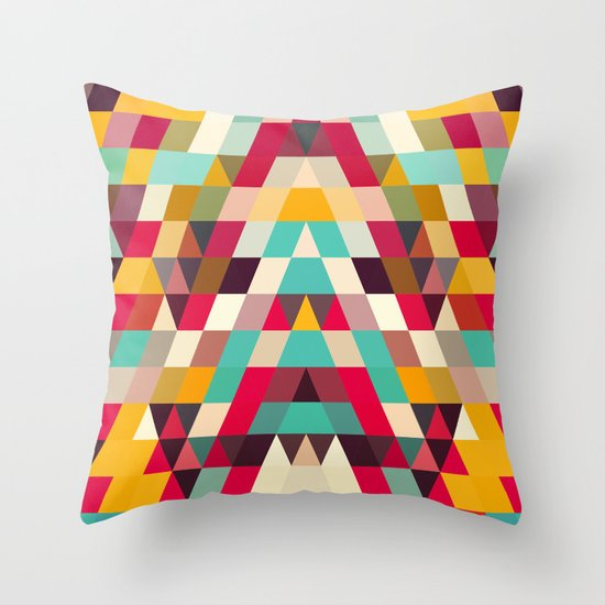 Guabijo Throw Pillow