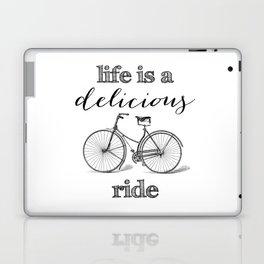 Delicious Ride Laptop & iPad Skin