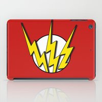 the flash iPad Cases featuring Flash by Msimioni