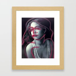 Adrienne Framed Art Print