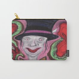 The Mad Hatter Carry-All Pouch