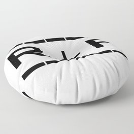 Rodan Fields Skin-Care RF Floor Pillow