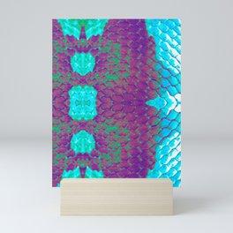 Indigo Mini Art Print