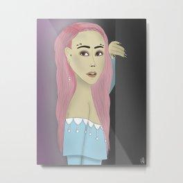 Princess Hilo Metal Print
