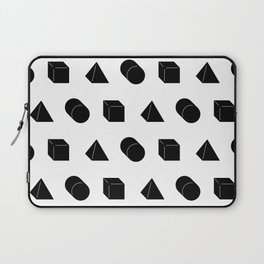 Shapes Pattern Laptop Sleeve