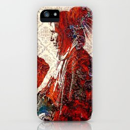 Laid to Rust iPhone Case