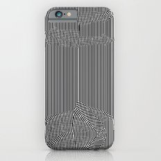 Black and White Landscape iPhone 6s Slim Case