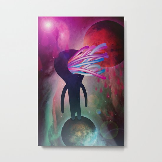 spappa_nell'universo Metal Print