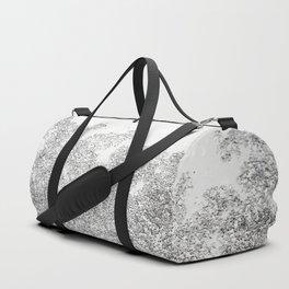 Ice Crystals Duffle Bag
