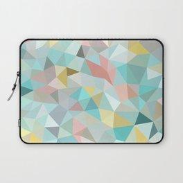 Pastel Tris Laptop Sleeve