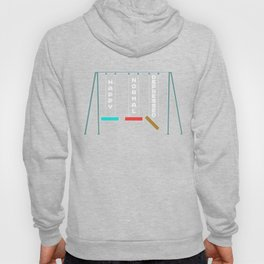 Funny Mood Swing T Shirt Design Mood swings 2 Hoody