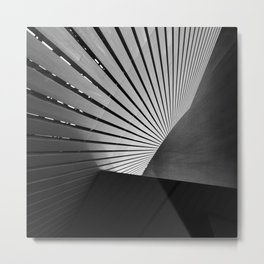 Troubling Perspectives Metal Print
