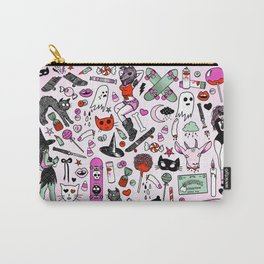 CREEPY CRUISERS Carry-All Pouch