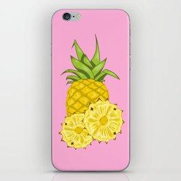 Pineapple iPhone Skin