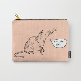 Rats Aren't Evil Carry-All Pouch