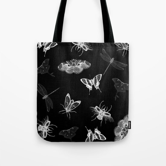 Entomologist Nightmares Tote Bag