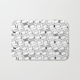 Architect and Little Houses Bath Mat