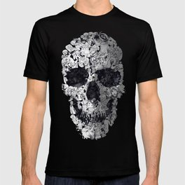 Doodle Skull T-shirt
