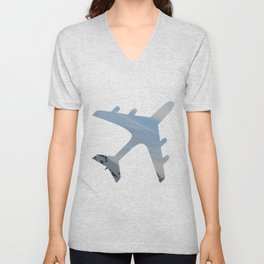 Life As a Highway Unisex V-Neck