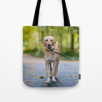 mickey Tote Bags featuring MICKEY by Jen Grantham Photography