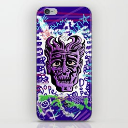 Dope Creates Monsters Remixed iPhone Skin