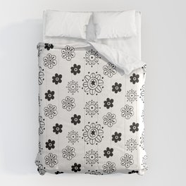 Blossom Doodle Comforters