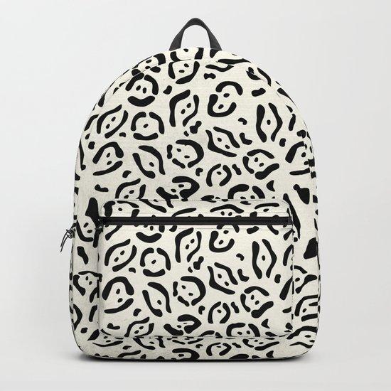 Tribal Cat 1 Backpack