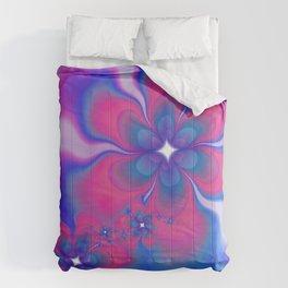 Fleurs Fête Fractal Comforters