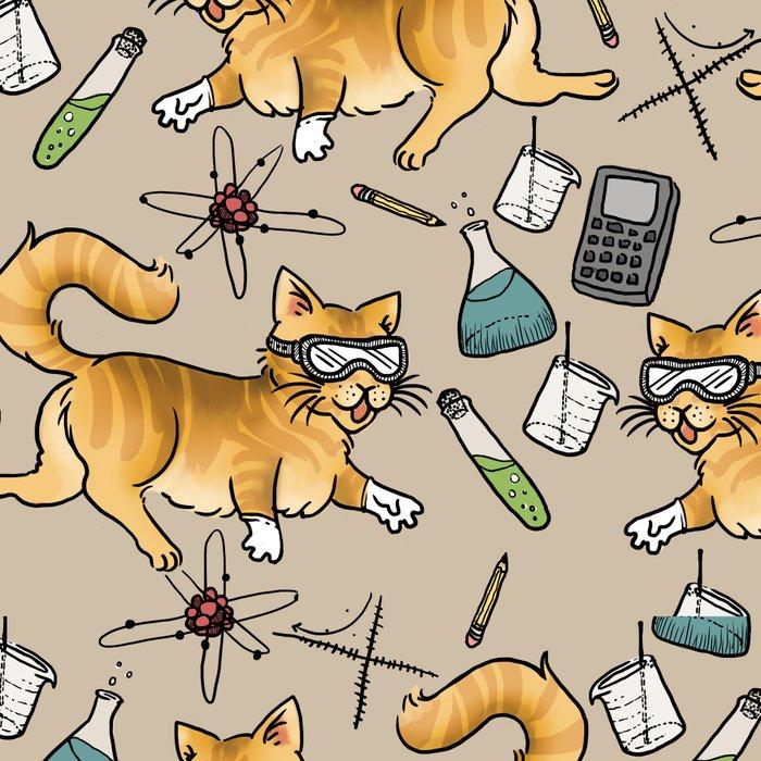STEM Cats Leggings