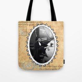 Titacnic`s traveller Tote Bag