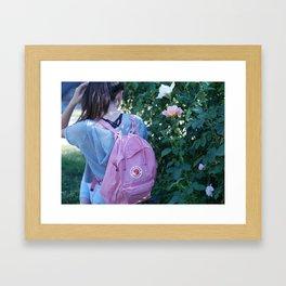 Rosalind Framed Art Print