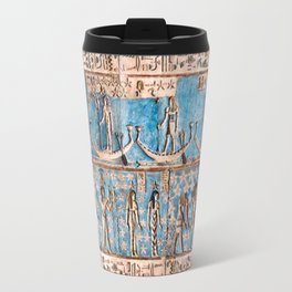 Egyptian Pattern IV Travel Mug