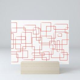 Flashback Light Mini Art Print
