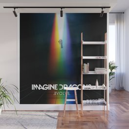 Imagine Dragon Evolve Wall Mural