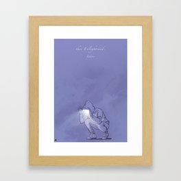thee Enlightened: Intro Framed Art Print