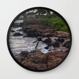 grand wailea Wall Clock