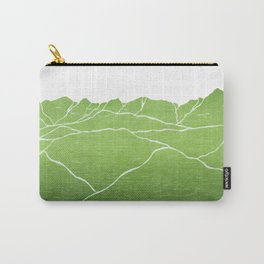 Colorado Mountain Ranges_Sneffels Carry-All Pouch