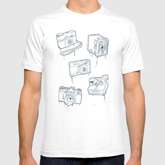 CAMERA SET T-shirt