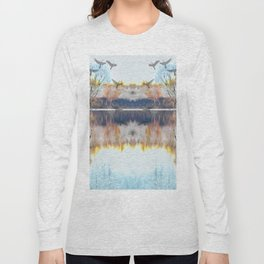 Two seasons with birds  011 21 10 17 Long Sleeve T-shirt