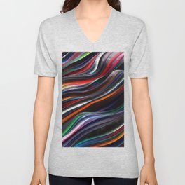 In Flow Unisex V-Neck