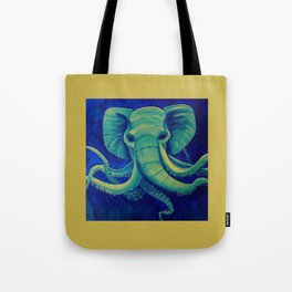 Octophant Tote Bag