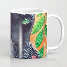 The Black Panther Coffee Mug