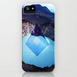 Through A Prism Darkly iPhone Case