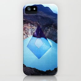 Through A Prism Darkly iPhone Case
