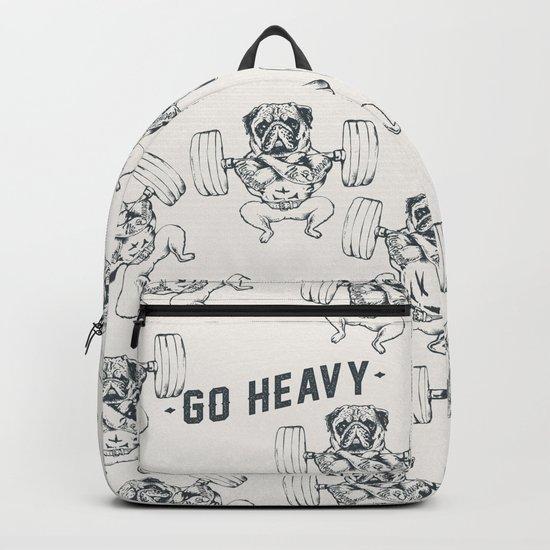 GO HEAVY Backpack