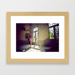 Stephanie Framed Art Print
