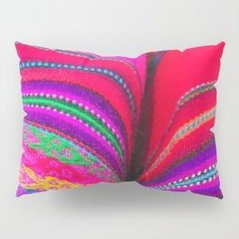 Vibrant Indian Fabric Pillow Sham