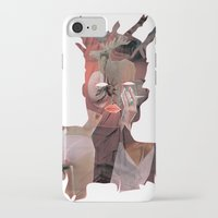 basquiat iPhone & iPod Cases featuring Basquiat by Stas Kravets (tomorrowfriday)