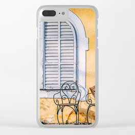 Little italy Clear iPhone Case